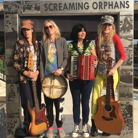 Screaming Orphans